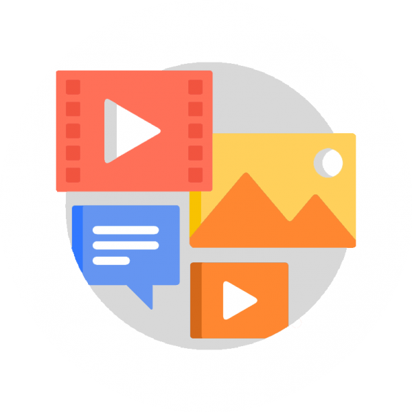 Marketing Service Logo