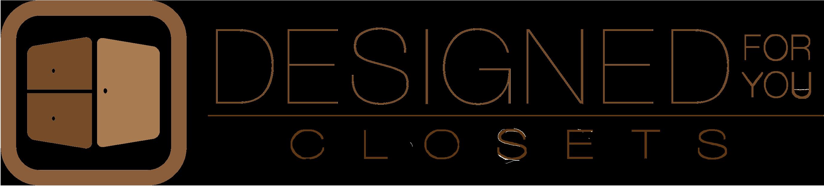 Designed For You Closets Logo