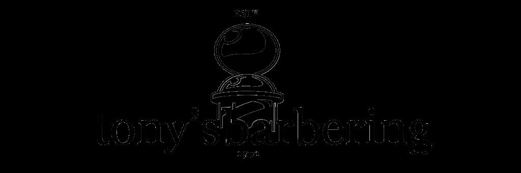 Tony's Barbering Logo